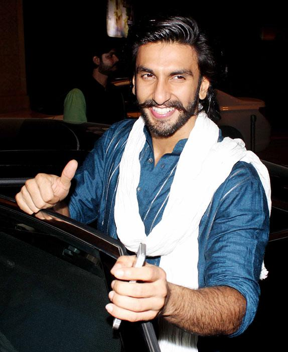 'It's too long, too many syllables. Ranveer 'Singh' is short, crisp and can stay in your memory easily. Ran-veer-Singh-Bhav-nani is too long. It's not a saleable commodity.'
