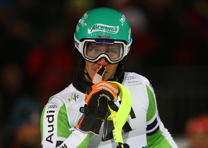 German medal prospect Neureuther in car crash