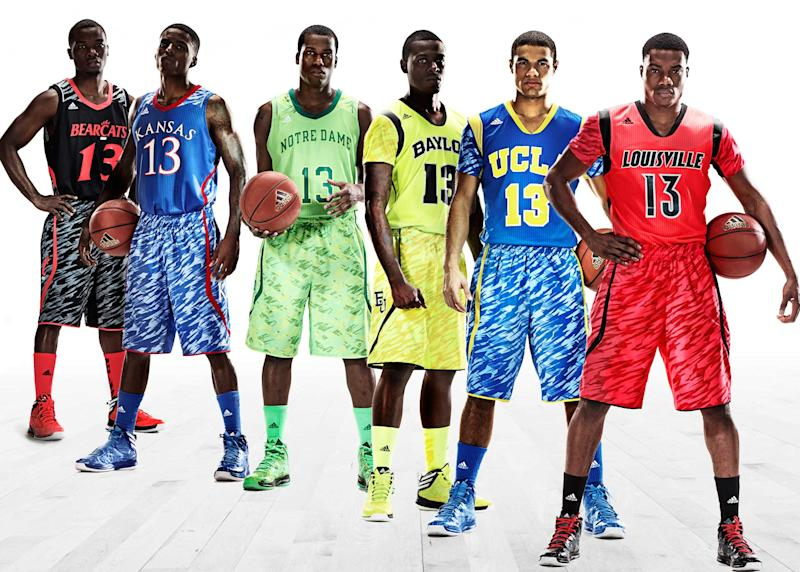 Camo, neon aren't college basketball fan favorites