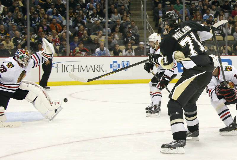 Reloaded Penguins ready to make another run