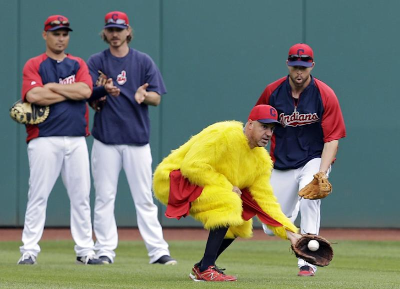 Angels-Indians rained out, good news for Brantley
