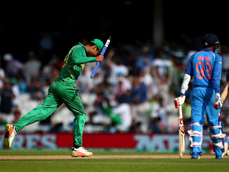 Shadab Khan was the tournament's breakout star (Getty)
