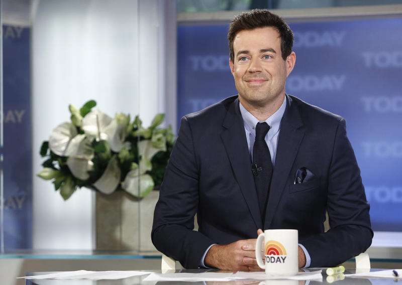 Carson Daly to join 'Today' in newly created role