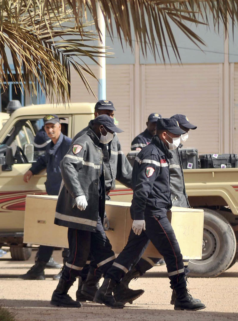 Inside job, 2 Canadian militants in Algerian siege