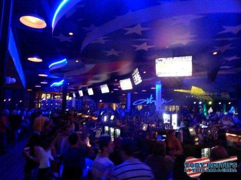 Toby Keith I love this bar and grill restaurant