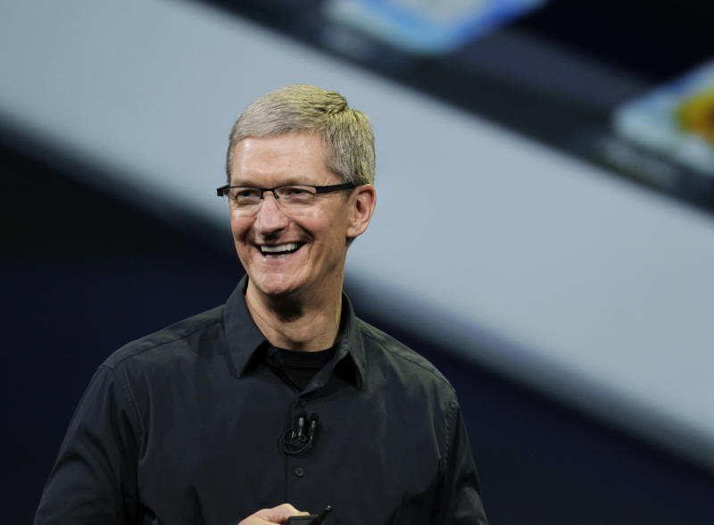 Apple CEO: Shareholder lawsuit is 'silly sideshow'