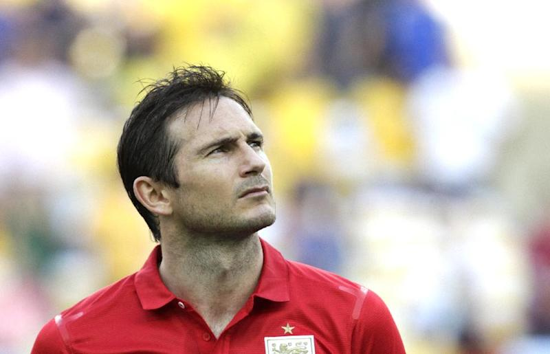 Lampard retires from England, with tech his legacy