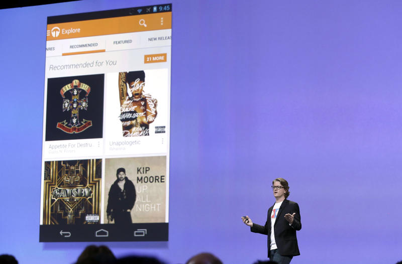 Google's music plan part of fresh wave of upgrades