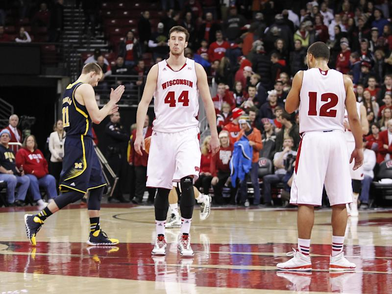 No. 9 Wisconsin looks to shore up defense on road