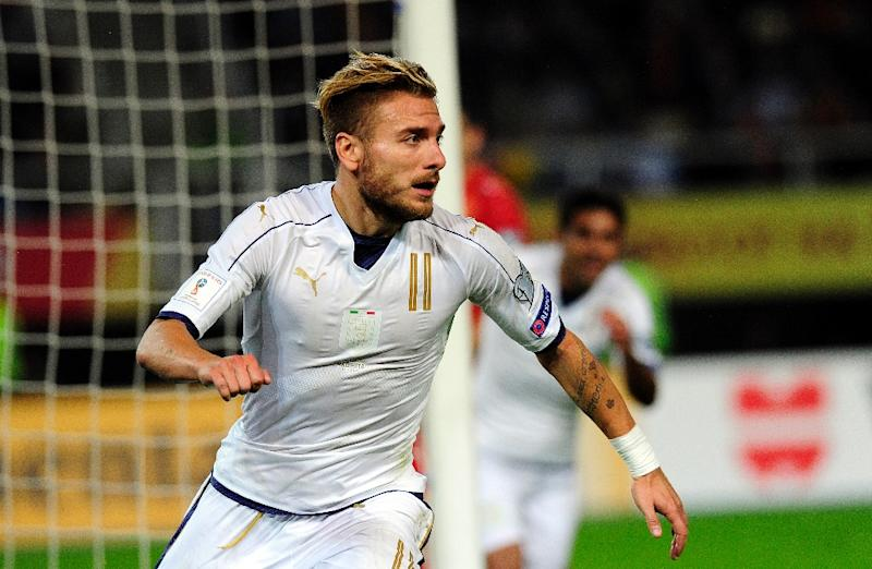 Immobile rescues Italy as Spain cruise