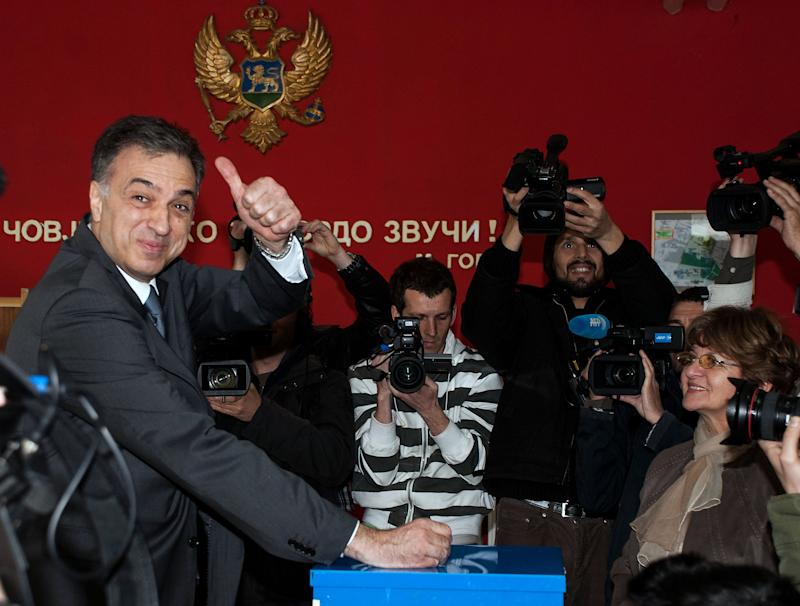 Both sides claim victory in Montenegro vote