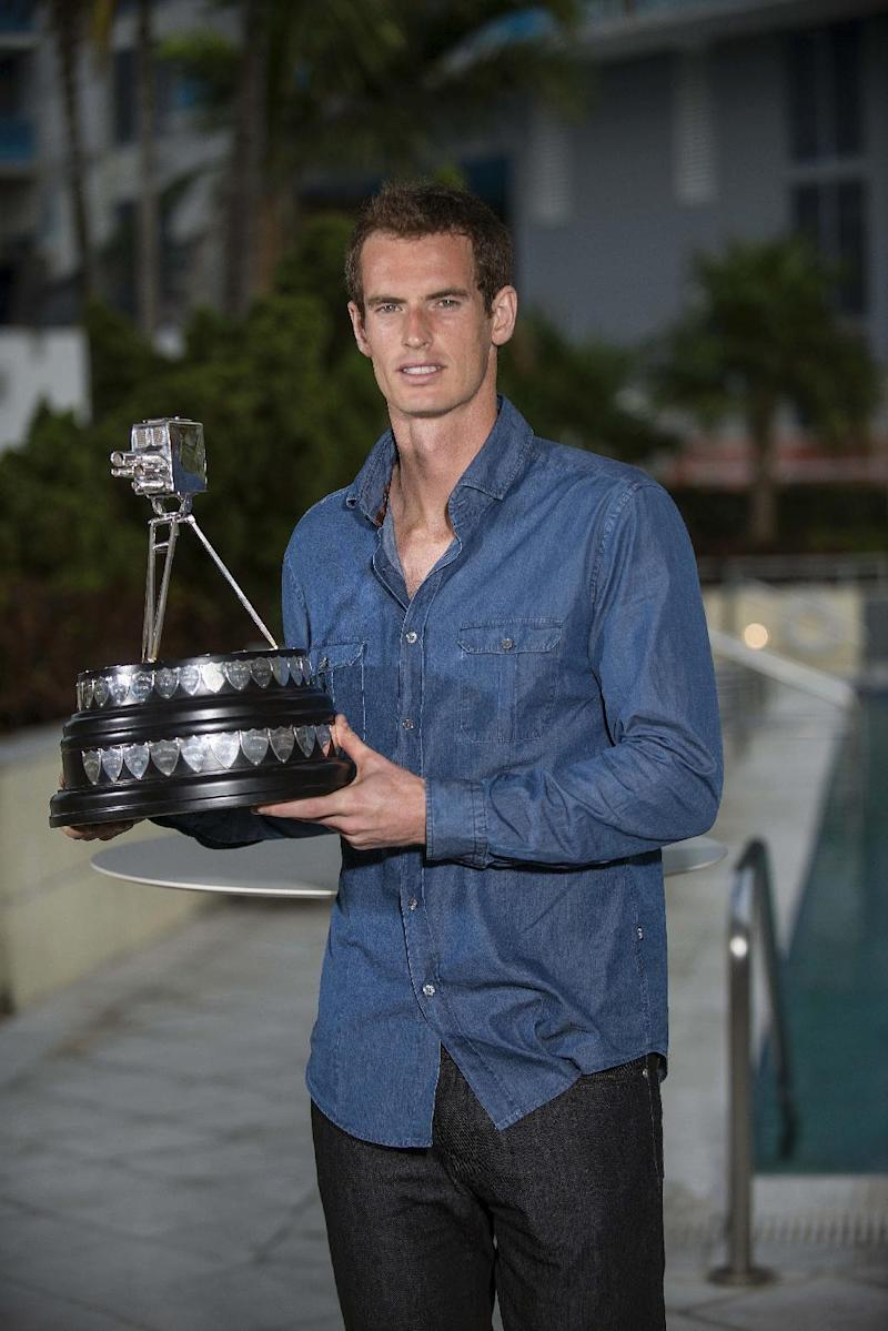 Andy Murray voted BBC sports personality of 2013