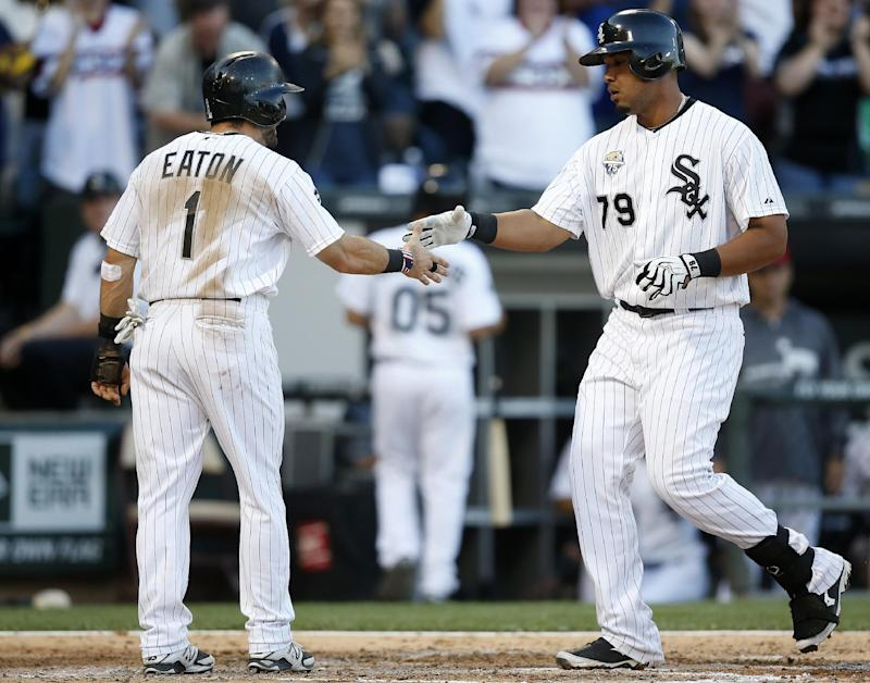 Abreu homers in White Sox's 7-1 win over Mariners