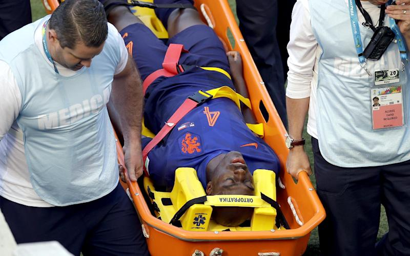 Dutch defender Martins Indi not fit for Chile