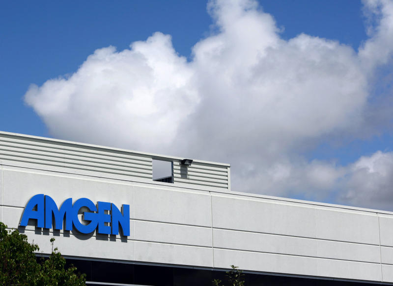News  Summary: Amgen 3Q profit up as sales rise