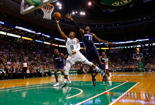 Celtics cruise to 100-89 win over Bobcats