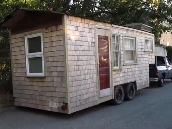 120-sq foot house