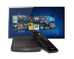 Ceton Introduces the Perfect Gift for Home Theatre PC Fans With New Ceton Echo Windows Media Center Extender