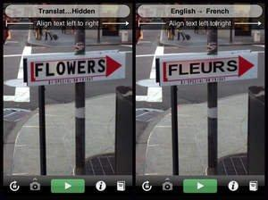 Word Lens Introduces French Language to Its Augmented Reality-Based Translation Capabilities
