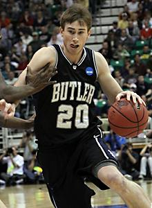 Butler built on young stars