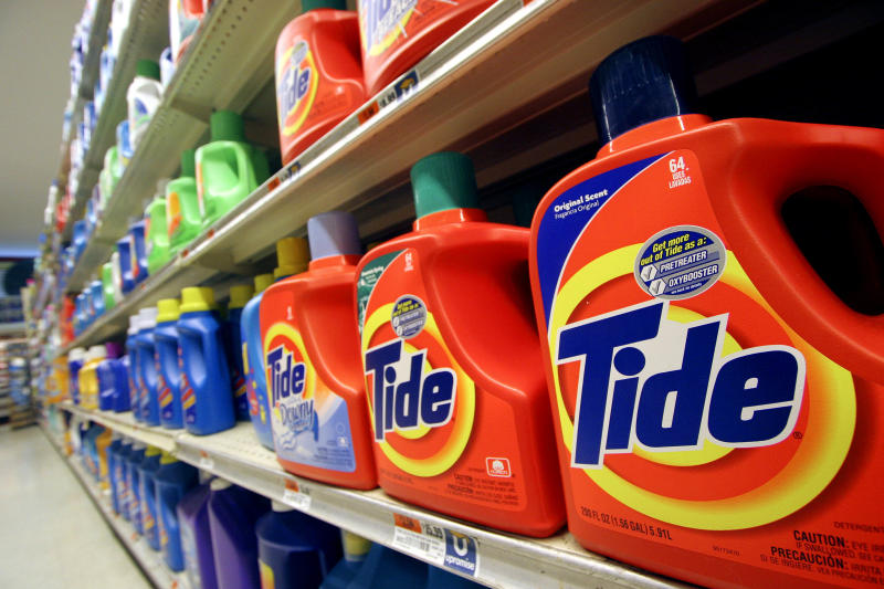 Thieves rolling Tide detergent out of stores