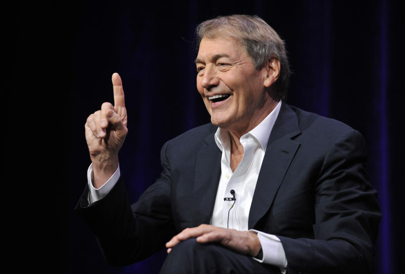 Charlie Rose adding 4th TV show to his workload
