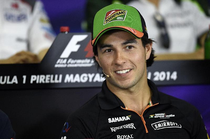 Motorsport - Perez hopeful of new Force India deal