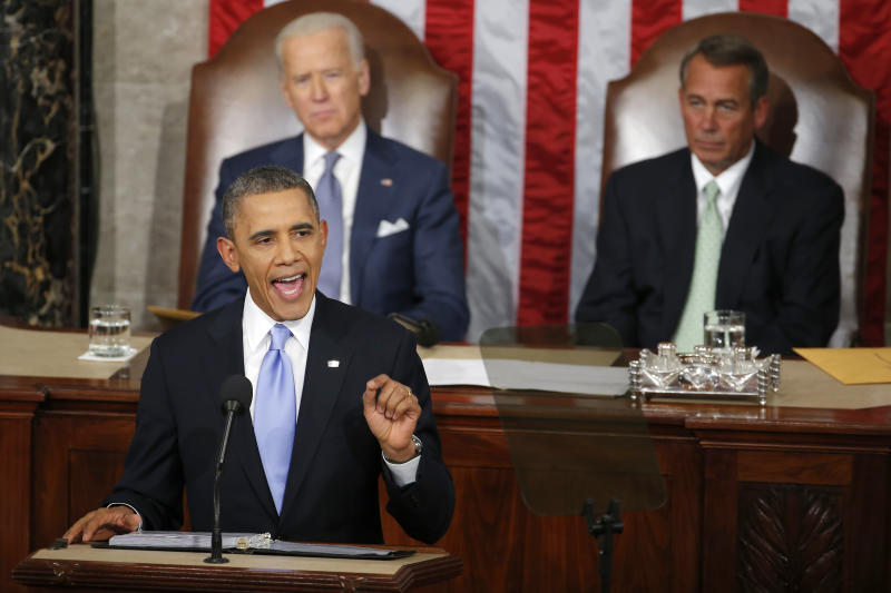 Analysis: A narrow path for Obama's ambitions