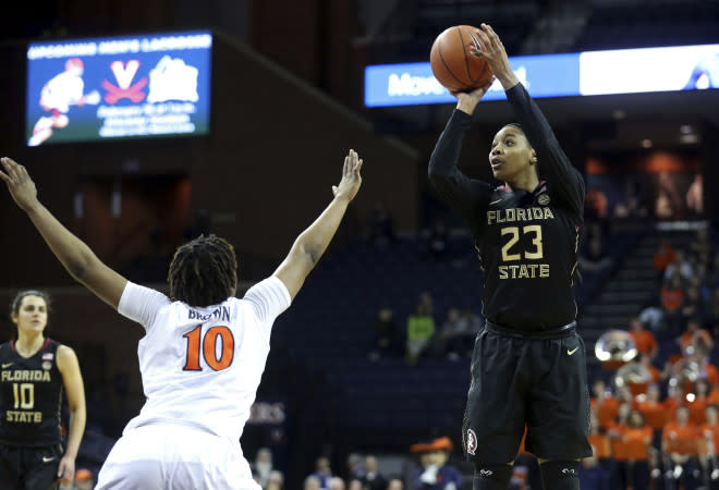 FSU Womens Basketball Faces Sweet 16 Challenge From Oregon State