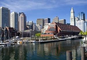 Celebrate the Holidays on the Harbor With Boston Marriott Long Wharf Hotel