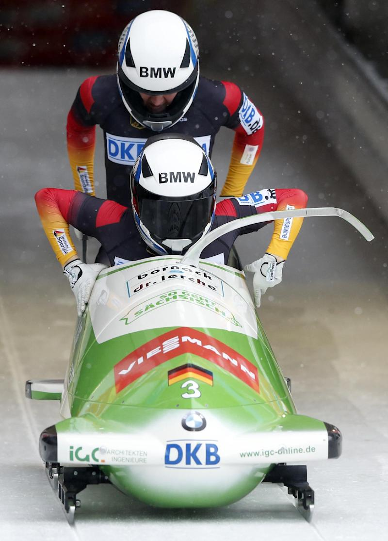 Humphries edges Meyers for World Cup bobsled title