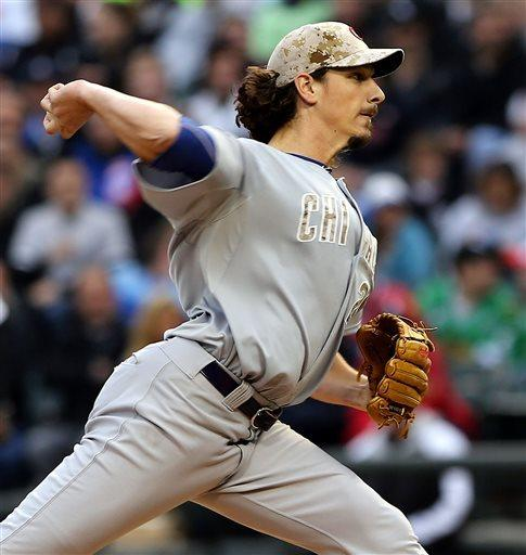 Samardzija dominates as Cubs blank White Sox