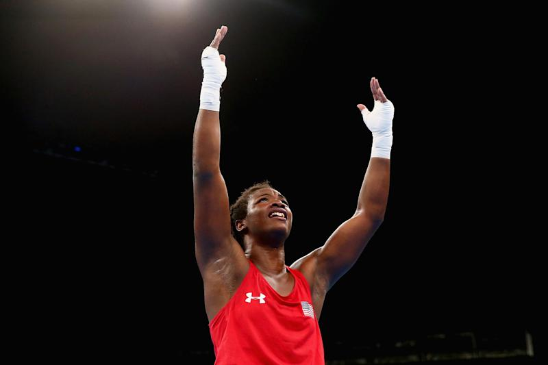 Olympic boxer Claressa Shields proves greatness knows no gender