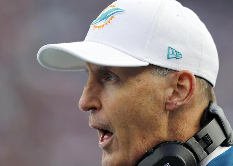 4th straight loss leaves Dolphins reeling