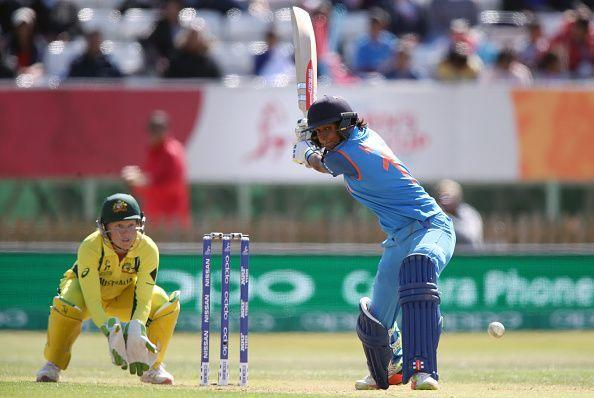 Harmanpreet Kaur talks about her injury during the World Cup