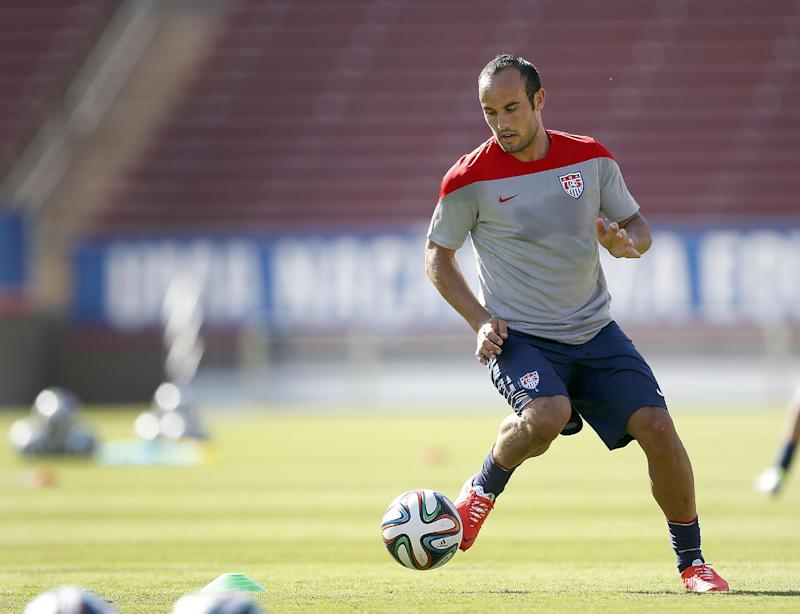 Donovan confident, but not assured, of 4th WCup