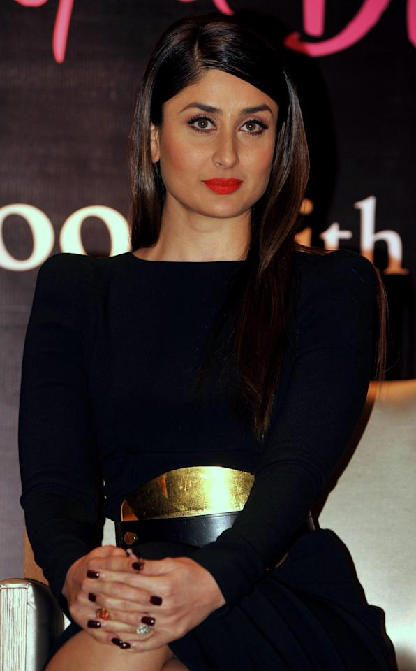 Bollywood queen Kareena Kapoor now has impeccable style and always looks like a diva at the red carpet but back in 2003…