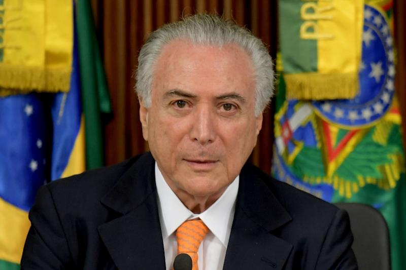 Ex-speaker latest to fall in Brazil's corruption scandals