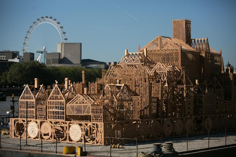 London's Burning: Festival Will Culminate With a City Ablaze on the Thames