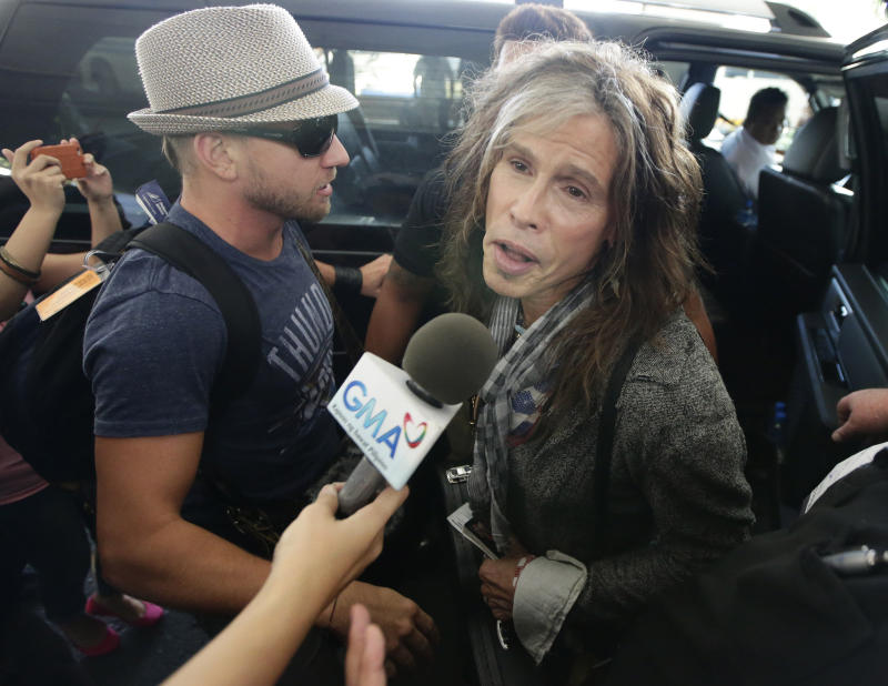 Aerosmith drops Indonesia show over security fears