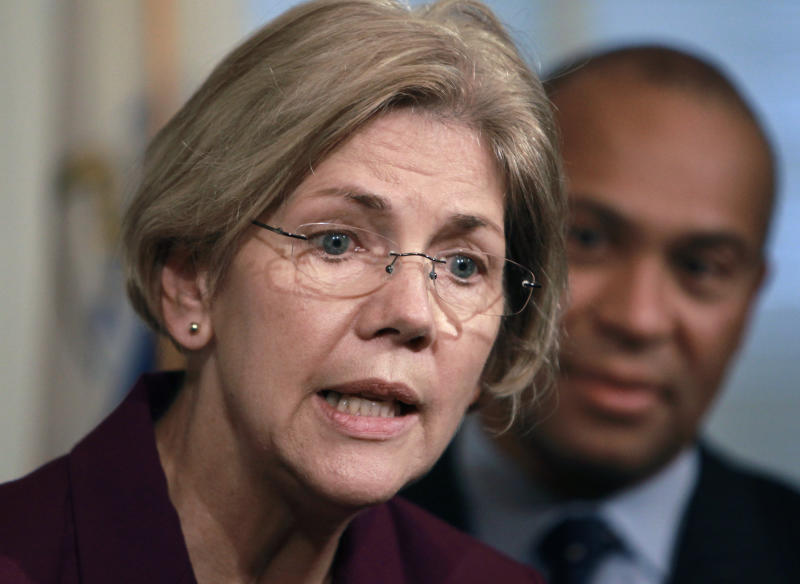 Official: Warren likely headed to Banking Panel