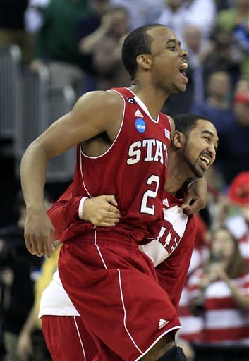 Wolfpack erase early deficit, hang on to top Hoyas