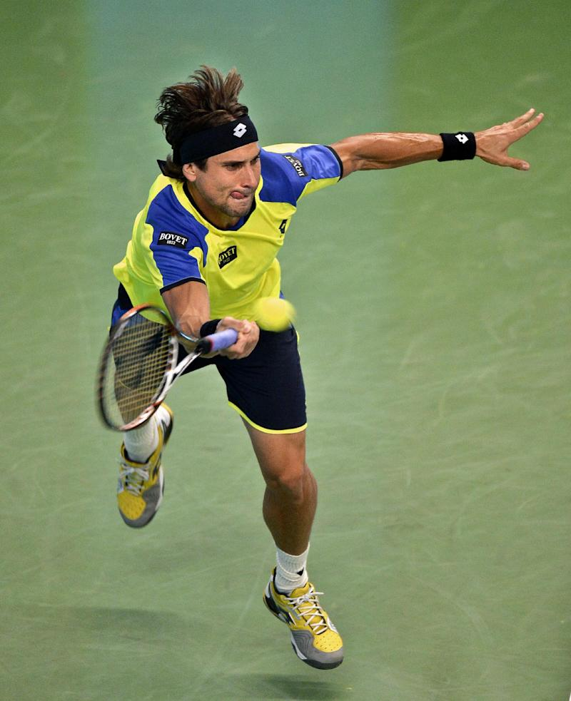 Ferrer, Dimitrov reach final of Stockholm Open