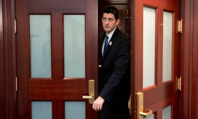 Rep. Paul Ryan (R-Wis.) says Republicans are opening the door to, at least, a short-term compromise on the debt ceiling.
