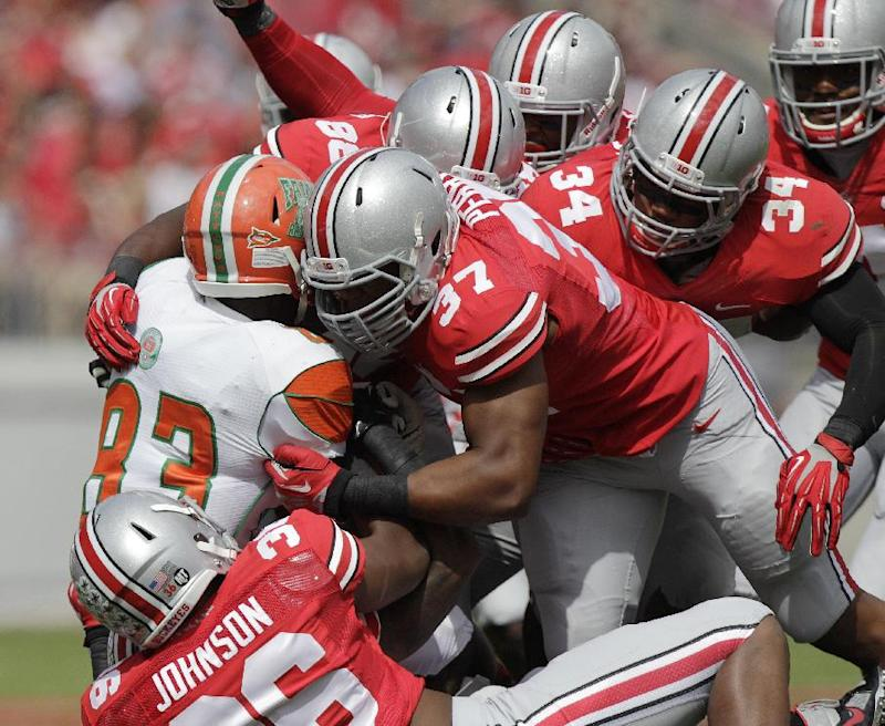 Ohio State still looks formidable in Big Ten