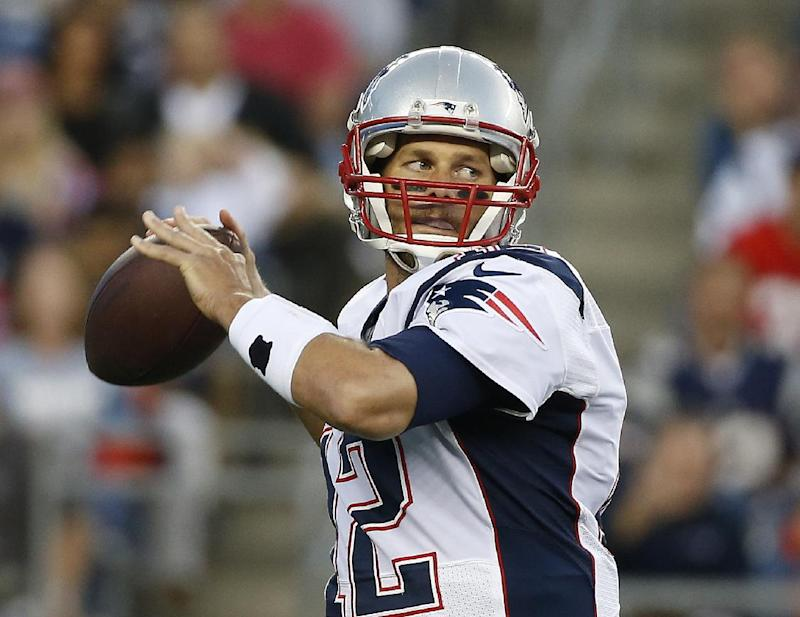 Brady and Patriots still a constant in AFC East