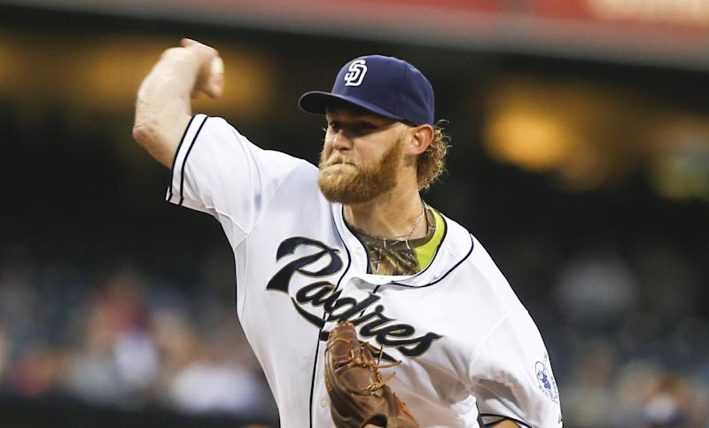 Cashner solid in Padres' 4-2 win over Rockies