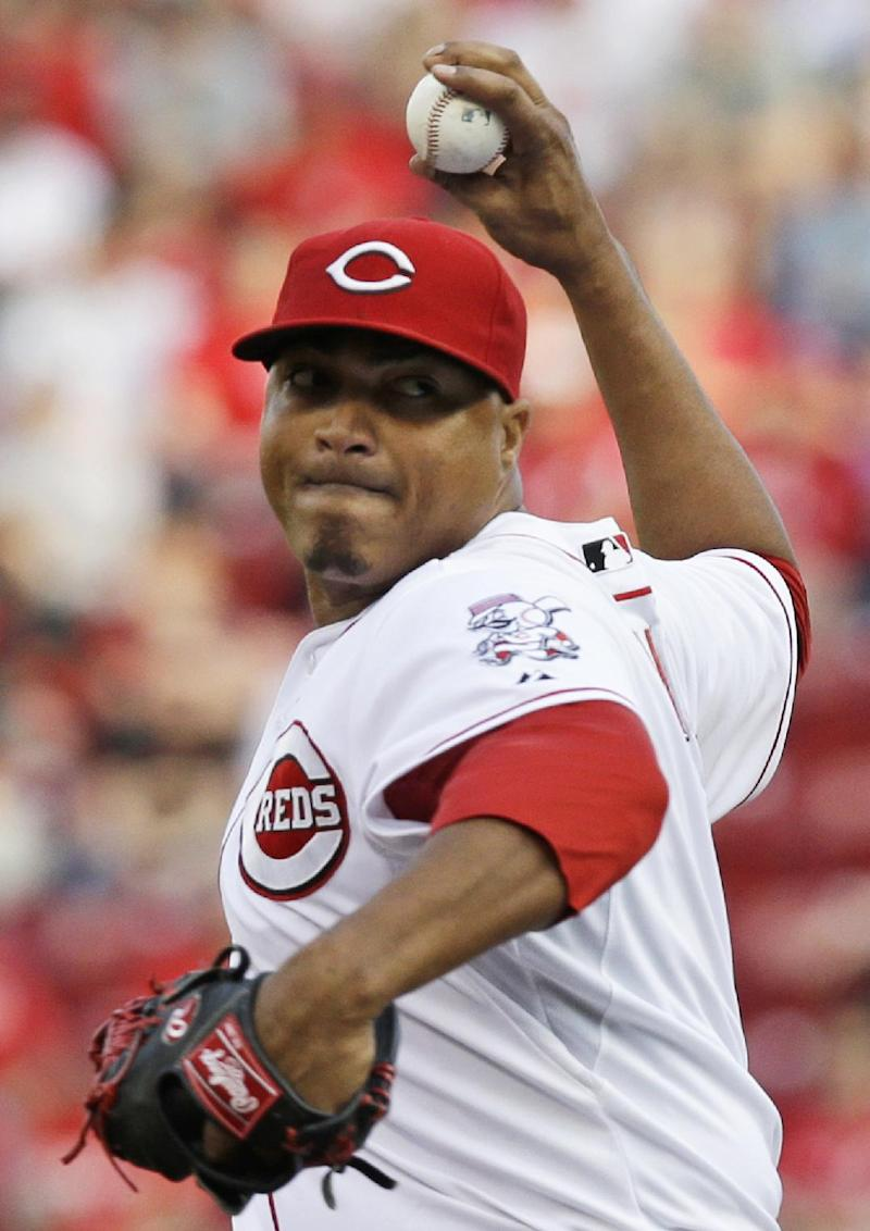 Dickerson 2 HRs and 2 doubles, Rockies rout Reds