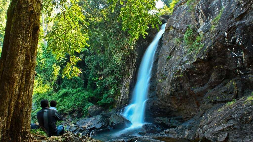 "The Soochipara Falls in the hilly Wayanad district of Kerala are one of the most sought-after attractions in the region. Also known as the Sentinel Falls, the three-tiered waterfall plunges from a cliff face into a series of pools. Soochipara in Malayalam literally means Needle Rock.<br><br>By <a target=""_blank"" href=""http://www.flickr.com/photos/sarath_kuchi/"">Sarath.Kuchi</a><br><br>"