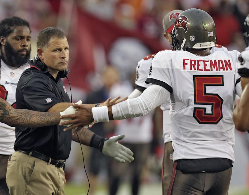 NFLPA checking if Bucs leaked info on Freeman